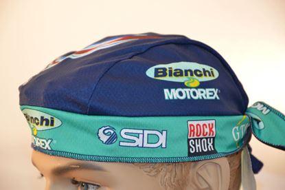 Imagem de Bandana Bianchi Team Motorex