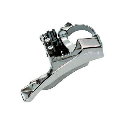 Imagem de Mudança fr. Shimano XTR M960 top swing dual pull tripla - 31.8
