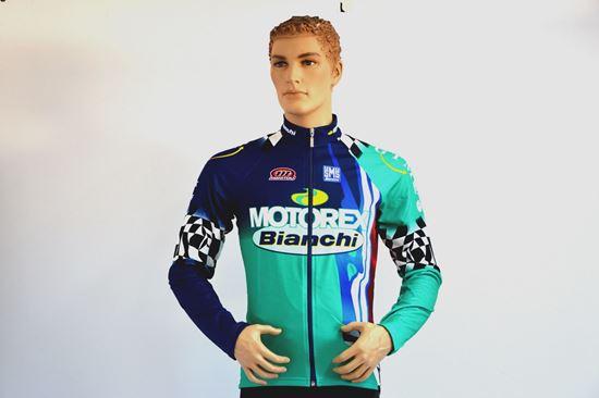 Picture of Camisola Bianchi Motorex