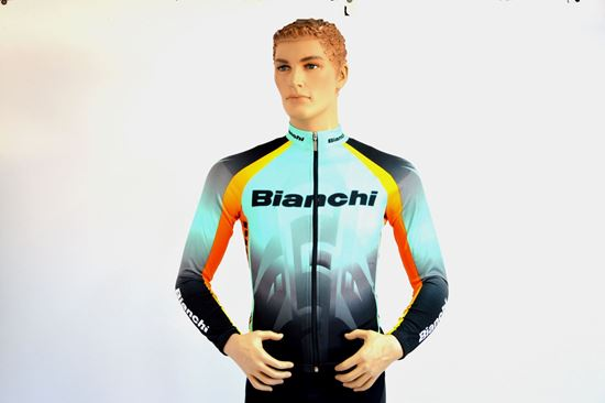 Picture of Camisola Bianchi Classic Tribal