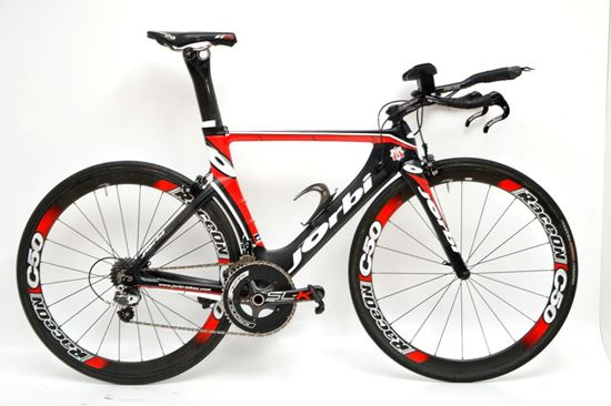 Picture of Bicicleta Jorbi TT Flat Carbon (usado)