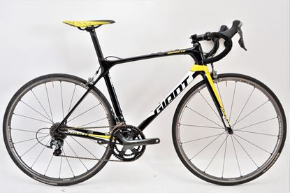 Imagem de GIANT TCR Advanced carbon Tiagra 10v (semi-novo)