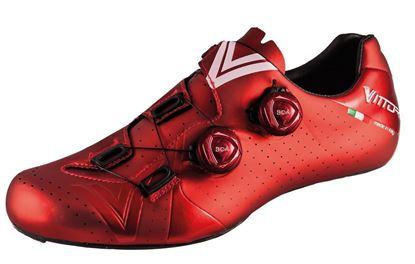 Imagem de Sapato VELAR / 2 x BOA - Vermelho