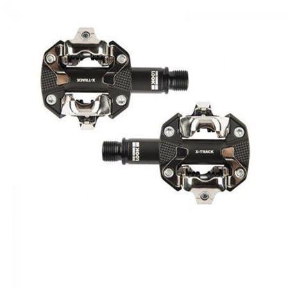 Imagem de Pedal Look MTB X-Track Cinza