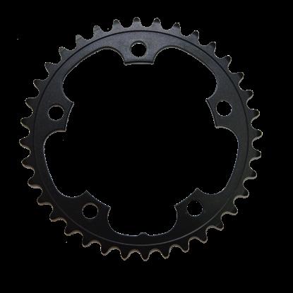 Imagem de Roda pedaleira FC-RS500 preta 110x36T