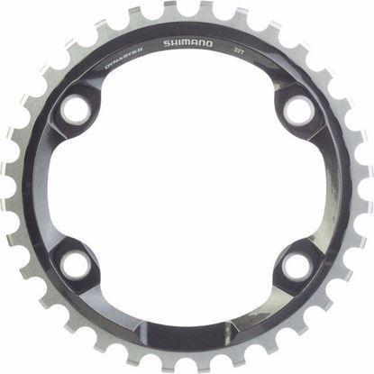 Imagem de Roda pedaleira XT 34D M8000 1x11v