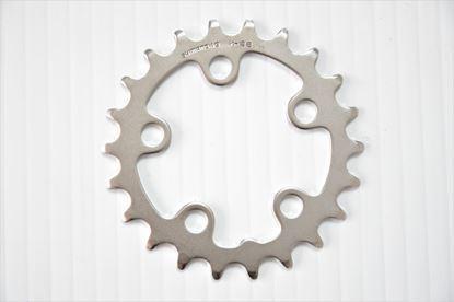 Imagem de Roda pedaleira Deore LX FC-M596  22D
