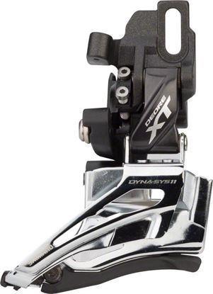 Imagem de Mudança frente XT 8000 2x11v Tipo D Dual Pull