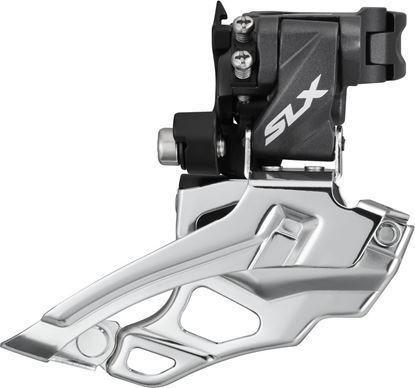 Imagem de Mudança frente SLX 676 2x10v c/abraçadeira alta Dual Pull