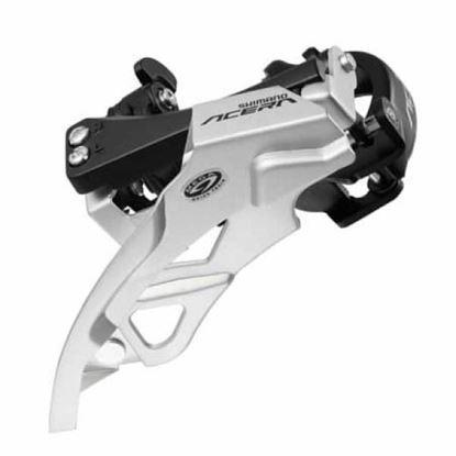 Imagem de Mudança frente Acera 390 3x9v c/abraçadeira baixa dual pull