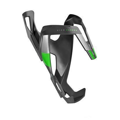 Imagem de Grade bidon VICO Carbon preto/verde matt