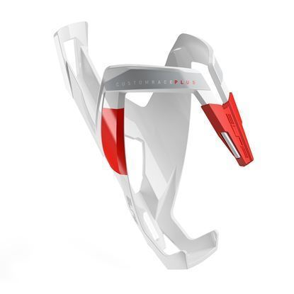 Imagem de Grade bidon CUSTOM RACE PLUS branco/vermelho glossy