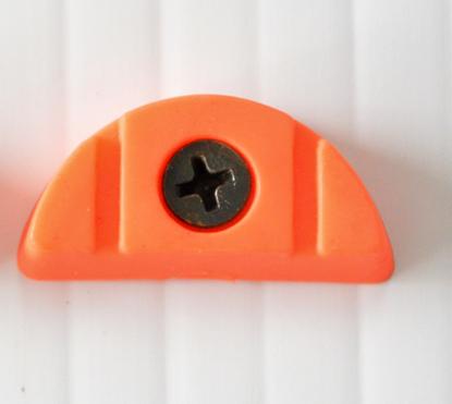Imagem de Taco de sapato Vittoria estrada laranja (uni.)