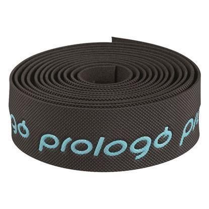 Imagem de Fita Prologo ONE TOUCH preto c/ logo azul sky