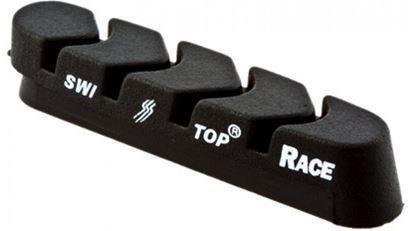 Imagem de Calços Swisstop Race Campagnolo 9 speed (4 pcs) Original Black