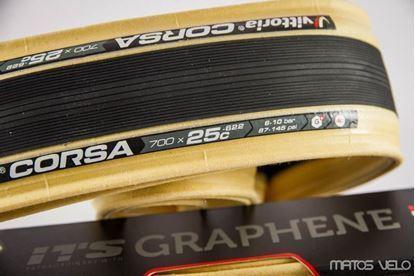 Imagem de Pneu Open Corsa Graphene kevlar - 700x28c