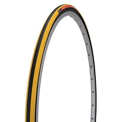 Imagem de Pneu Open Corsa Evo CX III 700x23c kevlar - amarelo