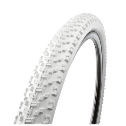 "Imagem de Pneu Saguaro 26"" kevlar White Collection"