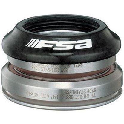 Imagem de Caixa direção FSA ORBIT C-33 33.0mm Carbon 8mm 1 1/8-1.4
