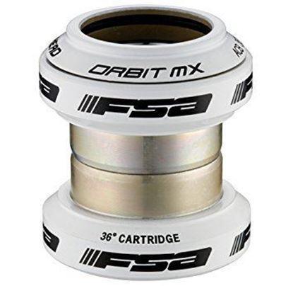 Imagem de Caixa direção FSA Orbit MX branco, 1 1/8' V11