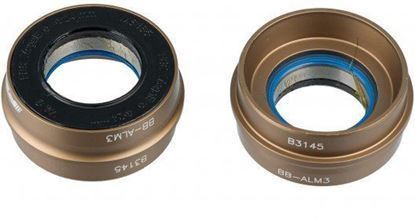 Imagem de Adaptador FSA BB30 p/Mega Exo 68 ROAD Carbon CFM3