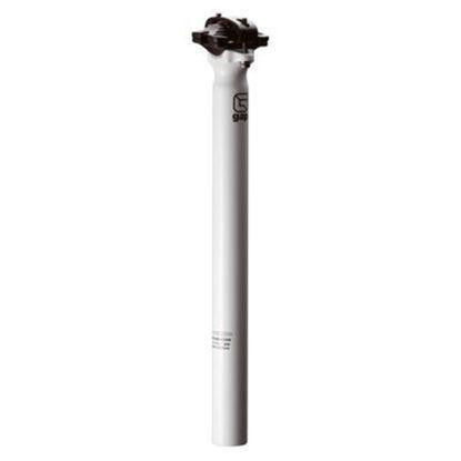 Imagem de Espigão selim FSA GAP 27.2x350mm branco