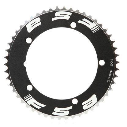 Imagem de Roda pedaleira FSA AERO preto BCD 130x44T