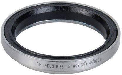 """Imagem de Rolamento FSA TH-073 ACB 1.5"""" 36ºx45º MR127"""