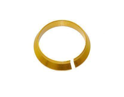 """Imagem de Anel de compressão FSA Yellow 1 1/8"""" H2036"""