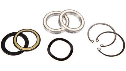 Imagem de Kit FSA rolamentos + freios + vedantes + anilha de compressão BB30