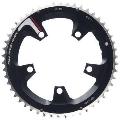 Imagem de Roda pedaleira FSA K-Force 130x53T C11 WA242