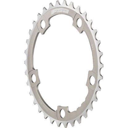 Imagem de Roda pedaleira FSA SLK cinza 110x34T C11 WB195