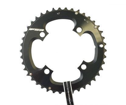 Imagem de Roda pedaleira FSA Afterburner M10 Alu 104x42T WA3