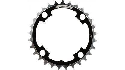 Imagem de Roda pedaleira FSA Pro MTB preto alumínio WB177 94x29T