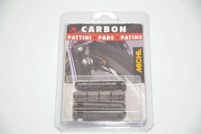 Imagem de Calços travão Miche (rec.) Shimano aro carbono 4 pcs