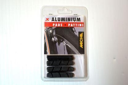 Imagem de Calços travão Miche (rec.) Campy aro alumínio 4 pcs