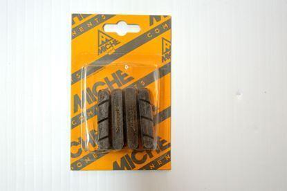 Imagem de Calços travão Miche (rec.) Campy aro carbono 4 pcs