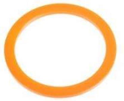 Imagem de Espaçador de carretos resina laranja Shimano 11v