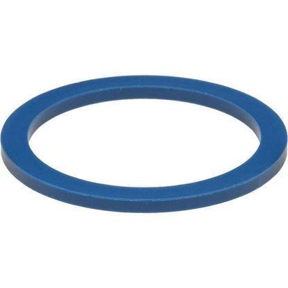 Imagem de Espaçador de carretos resina azul Campagnolo 10v