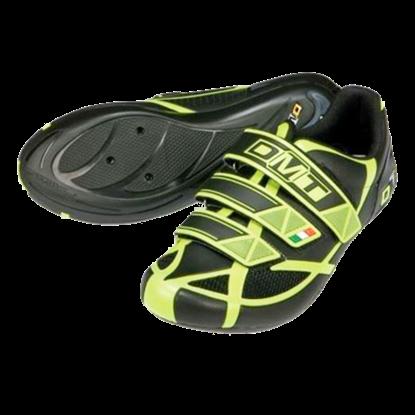 Imagem de Sapato DMT Aries  preto/fluo