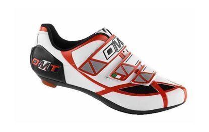 Imagem de Sapato DMT Aries branco/vermelho