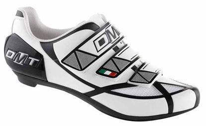 Imagem de Sapato DMT Aries branco/preto