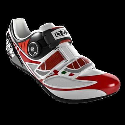 Imagem de Sapato DMT Pegasus branco/vermelho