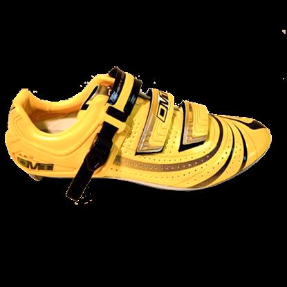 Imagem de Sapato Mag-Force amarelo - sola magnésio