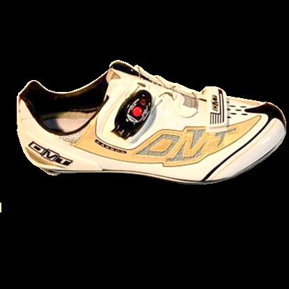 Imagem de Sapato PRISMA 2.0 branco/dourado