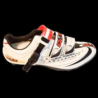 Imagem de Sapato FLASH branco/vermelho - sola carbono - 39