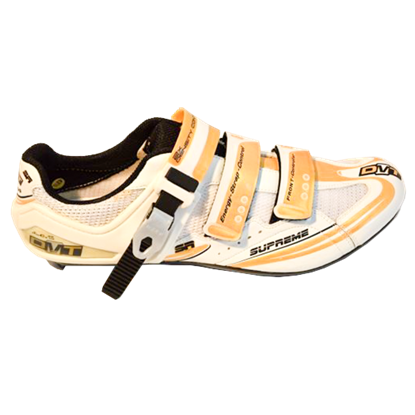 Imagem de Sapato Ultimax 2 branco/dourado - sola carbono