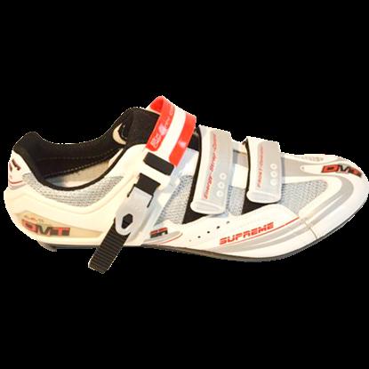 Imagem de Sapato Ultimax 2 branco/vermelho - sola carbono - 40