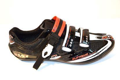 Imagem de Sapato Ultimax 2 preto/vermelho - sola carbono