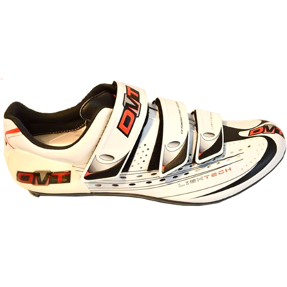 Imagem de Sapato KYOMA branco/vermelho - sola carbono